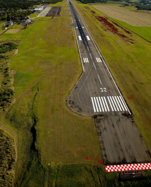 Image result for expansao pista  Aeroporto Cataratas Iguaçu