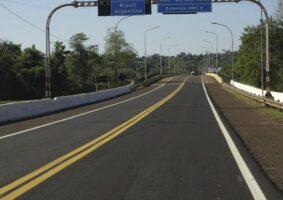 Ponte Tancredo Neves está com restrição de acesso desde março – Foto: DNIT