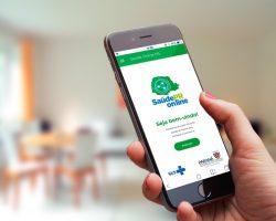 A partir desta segunda-feira (25), o Governo do Estado amplia o alcance do serviço digital de atendimento em saúde para a prevenção à Covid-19, com a entrada do aplicativo Saúde Online Paraná na Apple Store, a loja de aplicativos para o sistema operacional iOS.  -  Foto: Divulgação SESA